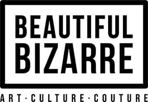 Beautiful Bizarre Magazine logo