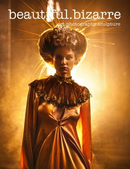 BBA Magazine - edition 4 - miss aniela