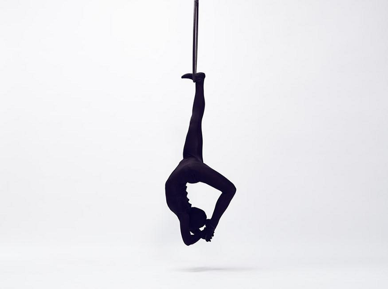 Bertil Nilsson Undisclosed Images of the Contemporary Circus Artist