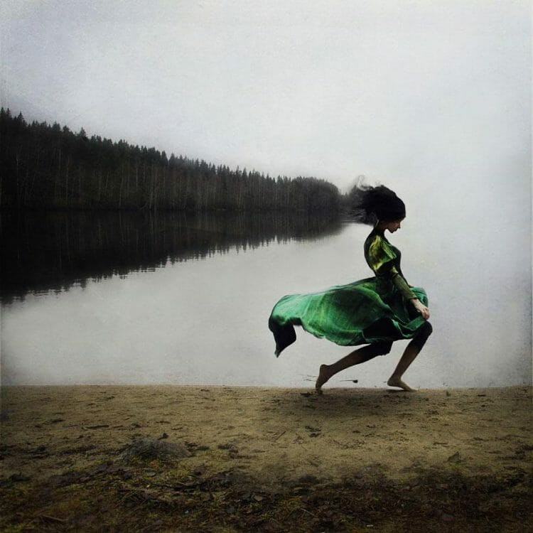 Killy Sparre surreal photography
