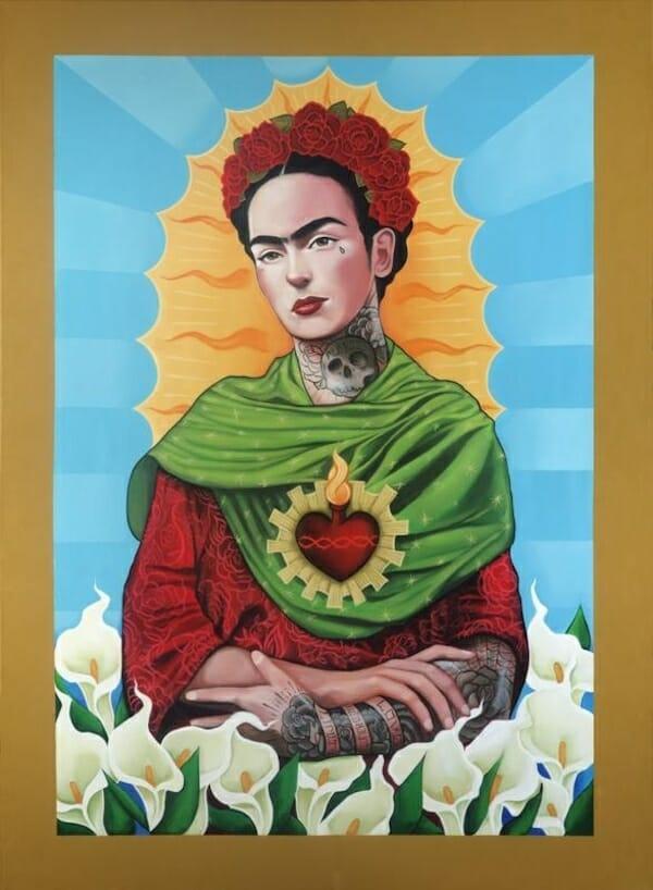 Querida Frida Gustavo Rimada