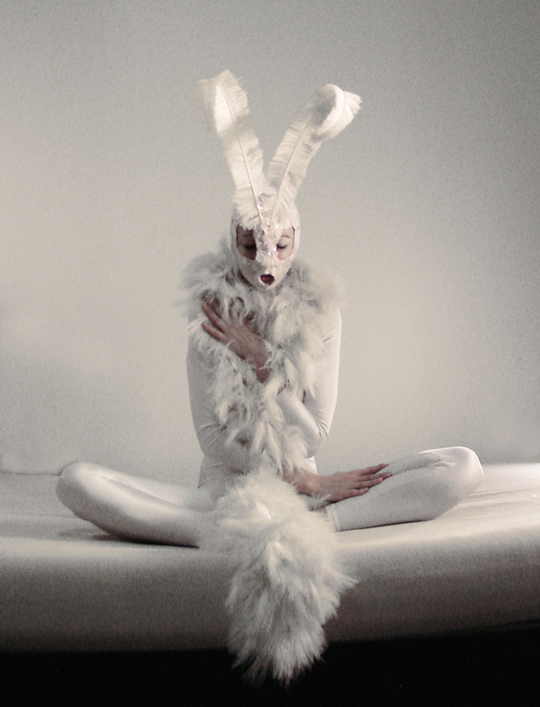 Hara Katsiki Rabbit Costume Photography
