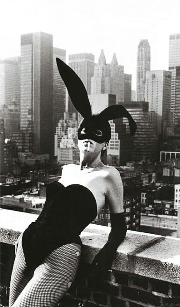 Helmet Newton Elsa Peretti Photograph New York 1975
