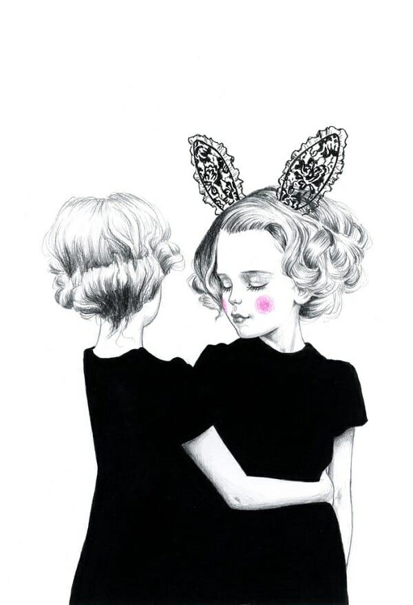 Julie_Filipenko_Ghost_Bunny_beautifulbizarre
