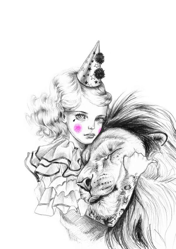 Julie_Filipenko_Lion_Whisperer_beautifulbizarre