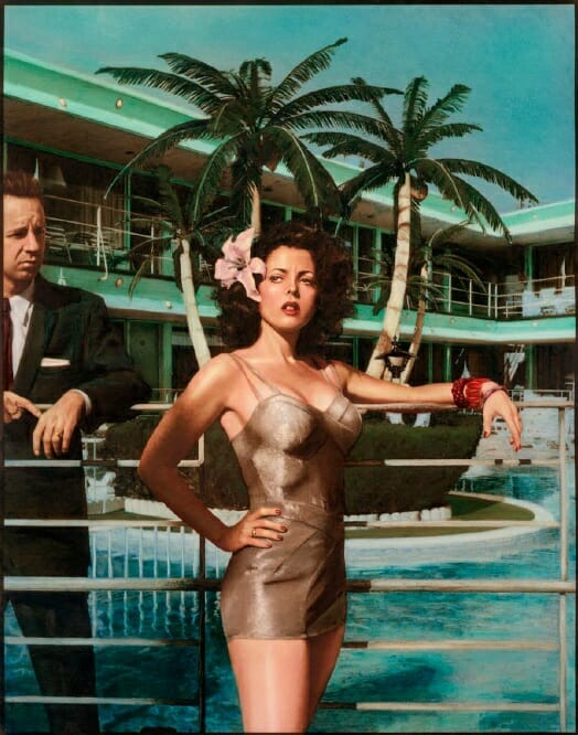 Richie Fahey_Maria Poolside