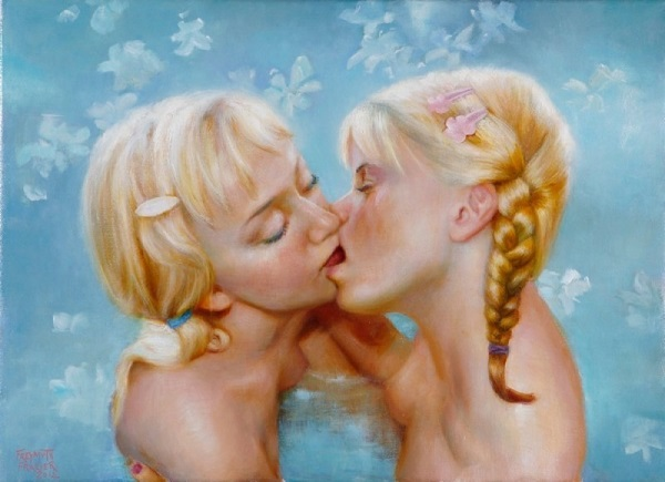 Rose_Freymuth_Frazier_Narcissus_First_Kiss_beautifulbizarre
