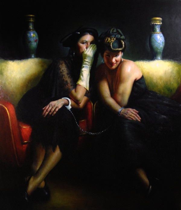 Rose_Freymuth_Frazier_Whispering_ Sisters_beautifulbizarre
