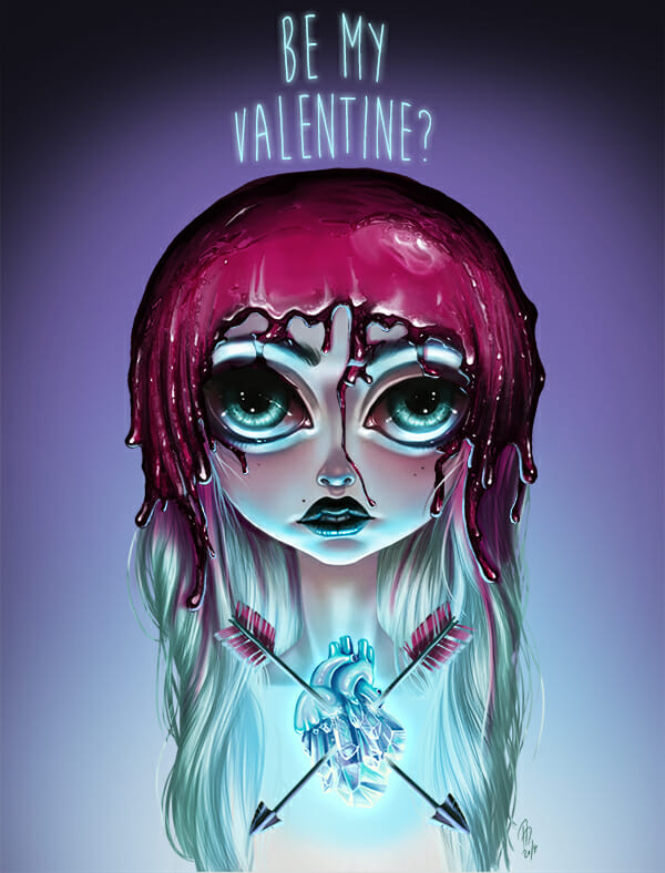 mai_ja_world_of_creepy_cute_be_my_valentine_beautifulbizarre
