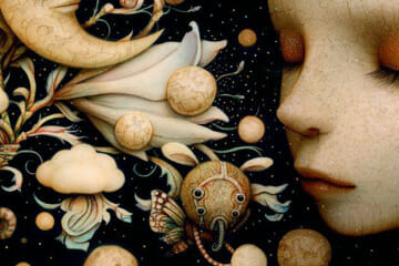 Naoto Hattori - painting - surrealism - art - contemporary art