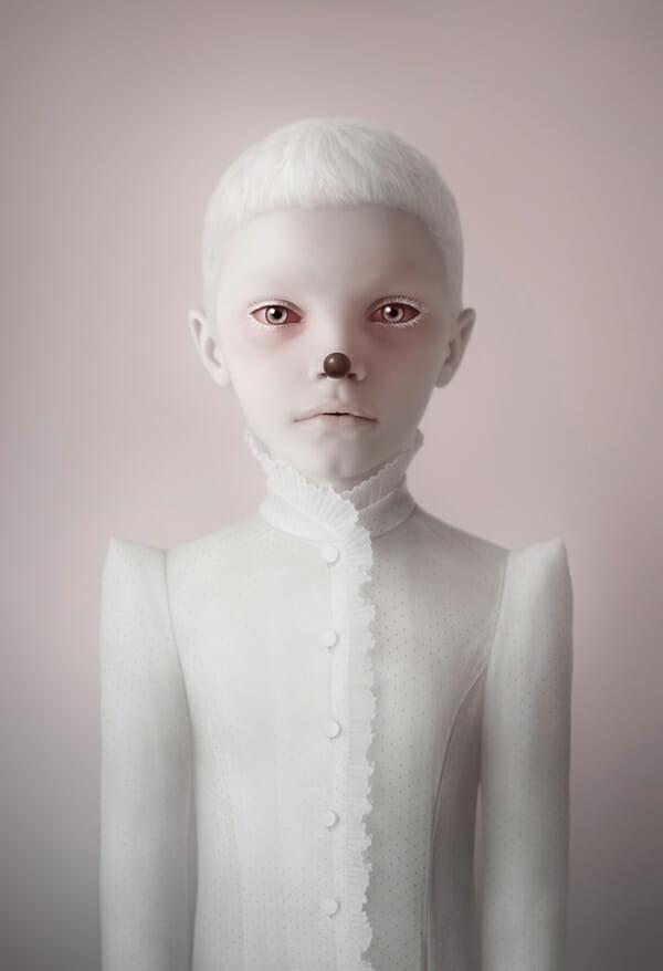 Oleg Dou Rabbit Digital Art