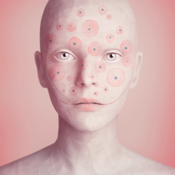 Oleg Dou Digital Art Dots