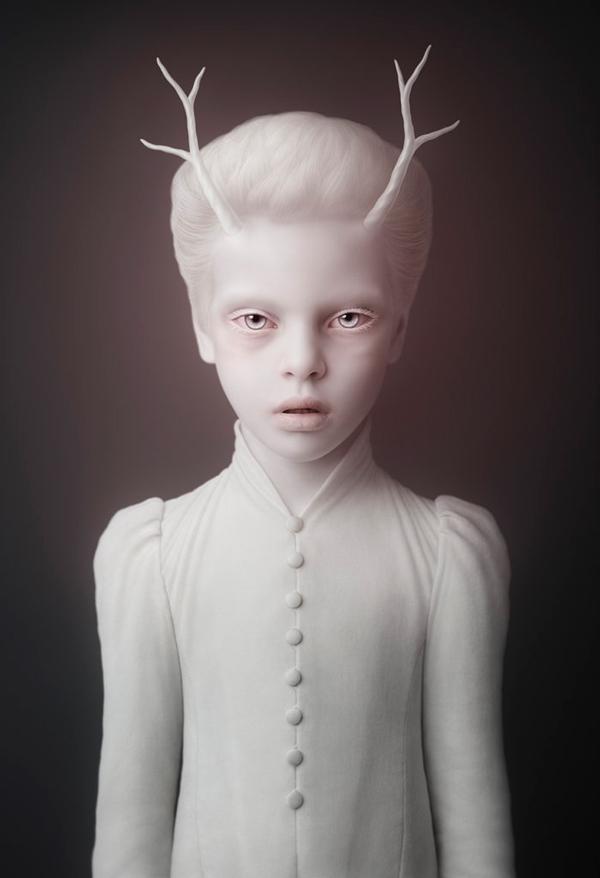 Oleg Dou Digital Art Goat