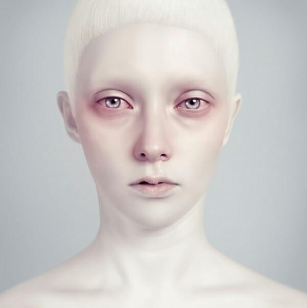 Oleg Dou Digital Art Tears1