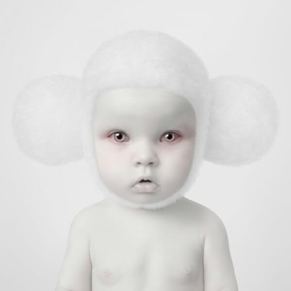 Oleg Dou Digital Art Cub2