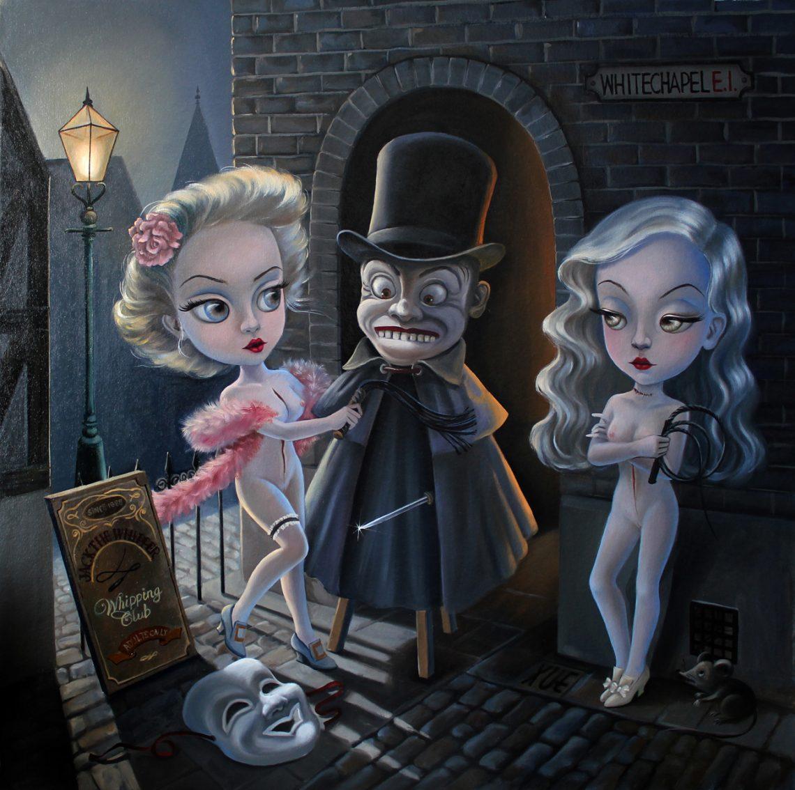 xue_wangs_haunted_house_beautifulbizarre_Jack The Whipper