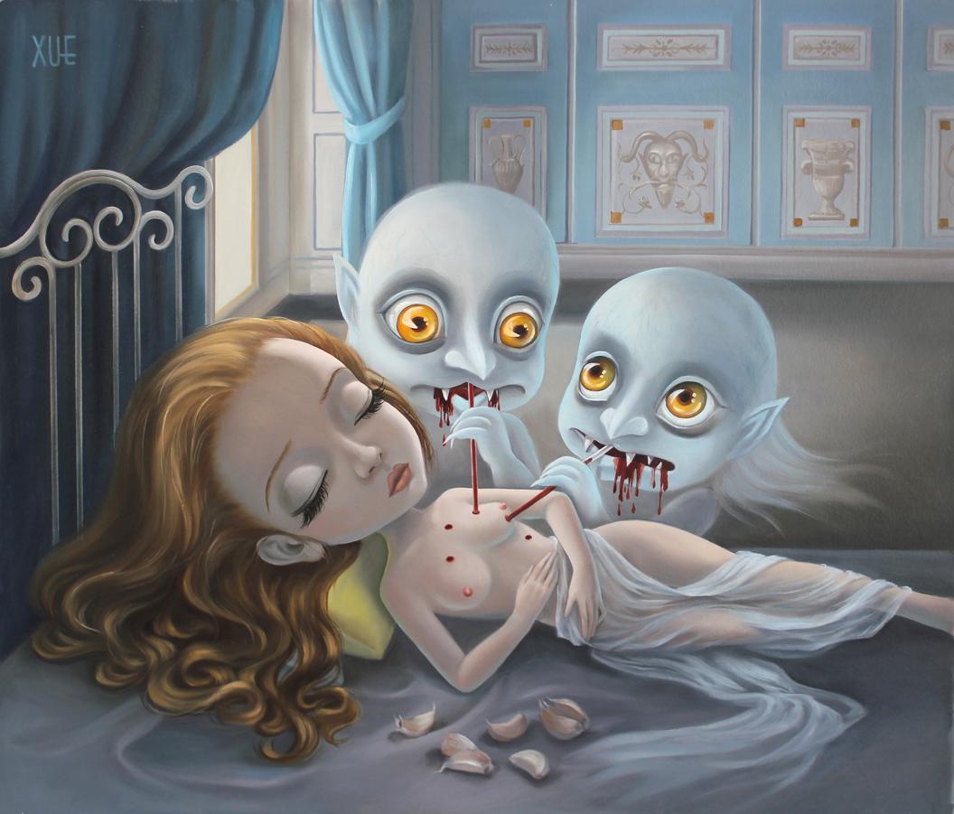 xue_wangs_haunted_house_beautifulbizarre_Vanmpyres!