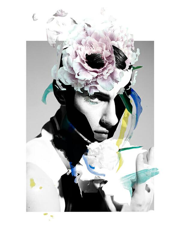 Ernesto Artillo Collage Six Lee 1