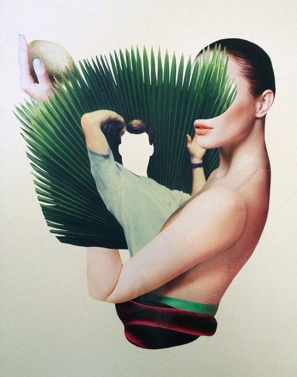 Ernesto Artillo Collage 7