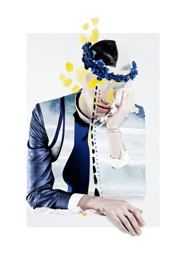 Ernesto Artillo Collage 9