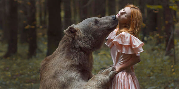 Katerina Plotnikova Photography Bear1