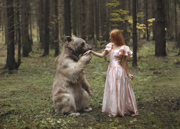 Katerina Plotnikova Photography Bear3