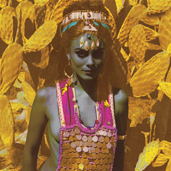 Neil Krug Photography 70's girl