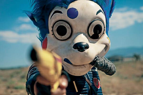 Neil Krug Photography shooting clown