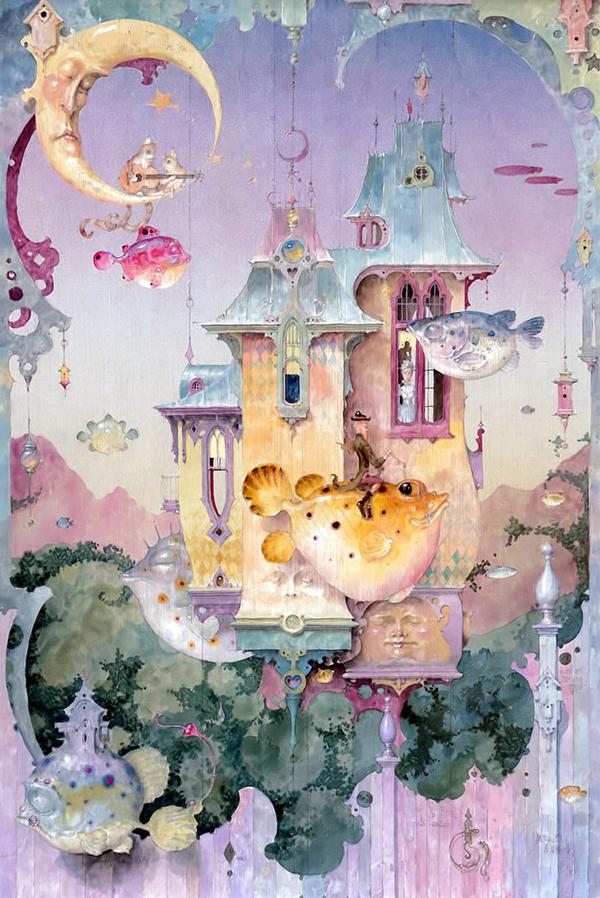 Daniel Merriam Painting 002