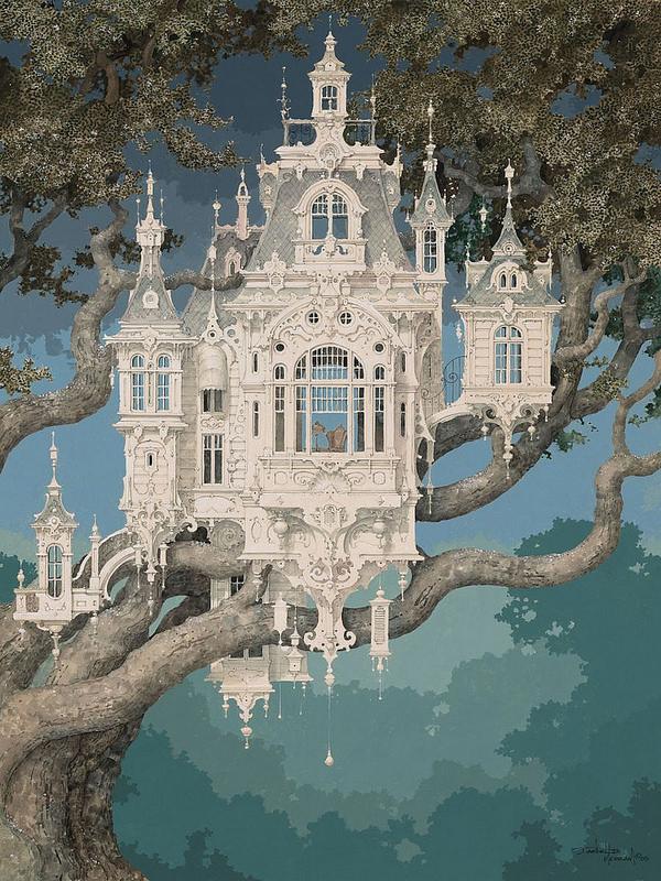 Daniel Merriam Painting 003