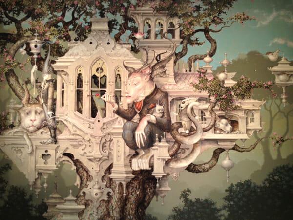 Daniel Merriam Painting 004
