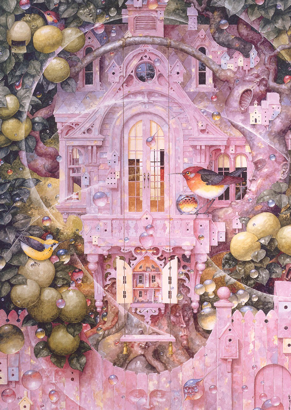 Daniel Merriam Painting 008
