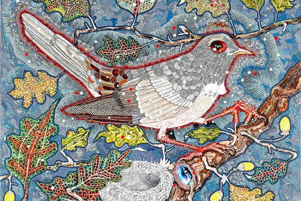 Del Kathryn Barton Australian Artist Painting 13