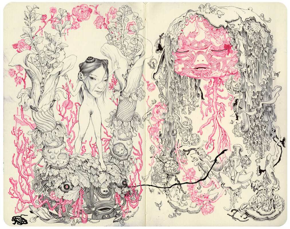 james jean welcome to the kingdom of fantasy
