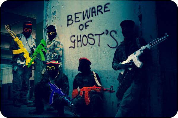 Ralph Ziman Ghosts
