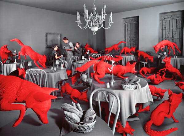 Sandy Skoglund Photography Installation 2