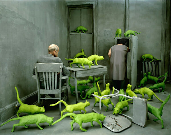 Sandy Skoglund Photography Installation 4