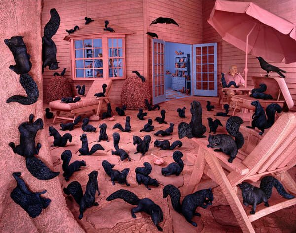 Sandy Skoglund Photography Installation 5