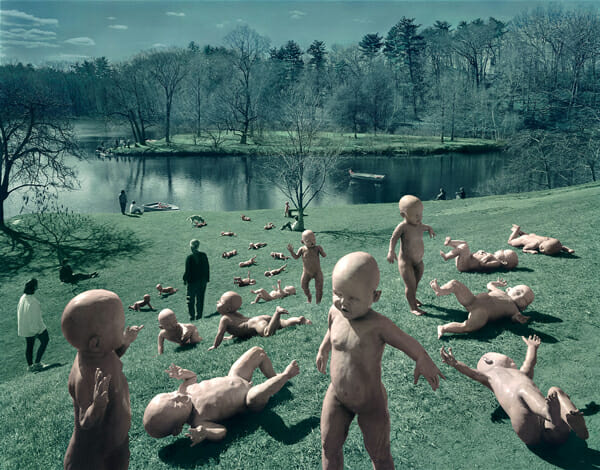 Sandy Skoglund Photography Installation 6
