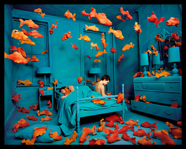 Sandy Skoglund Photography Installation 7
