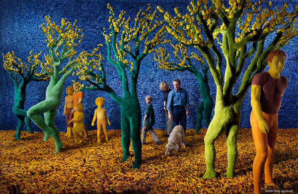 Sandy Skoglund Photography Installation 8