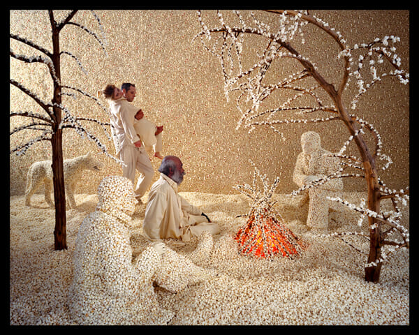 Sandy Skoglund Photography Installation 11