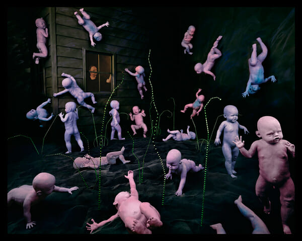Sandy Skoglund Photography Installation 12