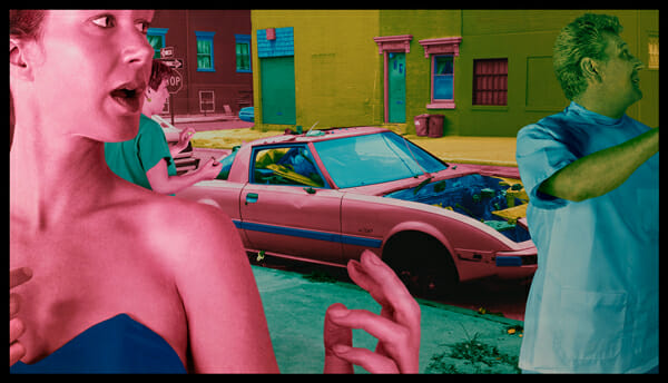Sandy Skoglund Photography Installation 15