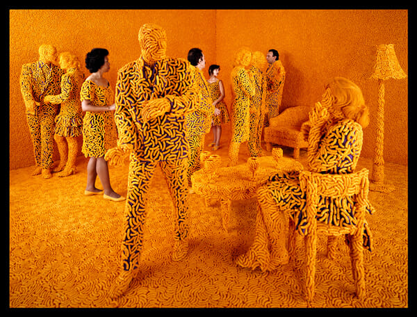 Sandy Skoglund Photography Installation 16