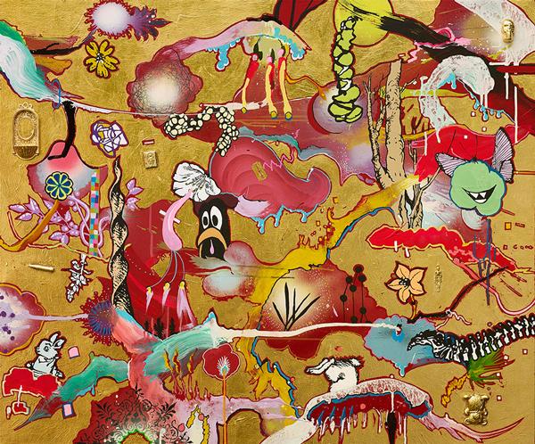 Dan Baldwin Painting 006