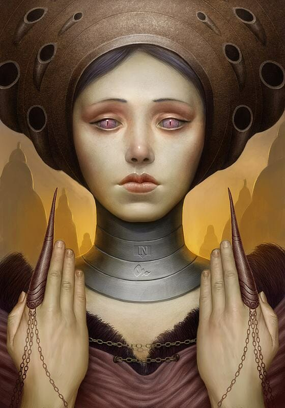 Work by Martin de Diego Sadaba.