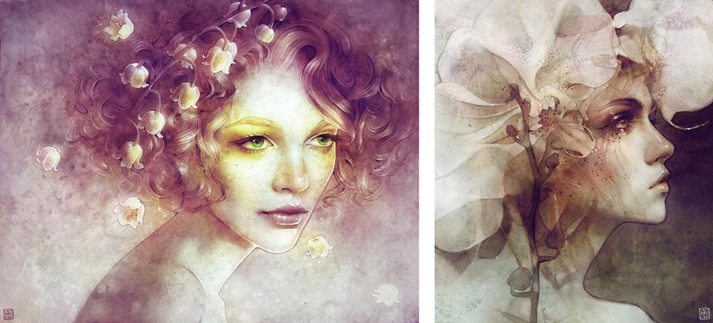 anna dittmann - digital painting