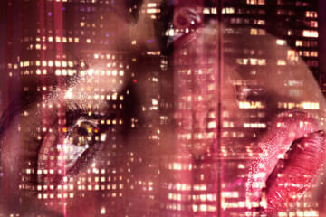 Facing the City by David Drebin