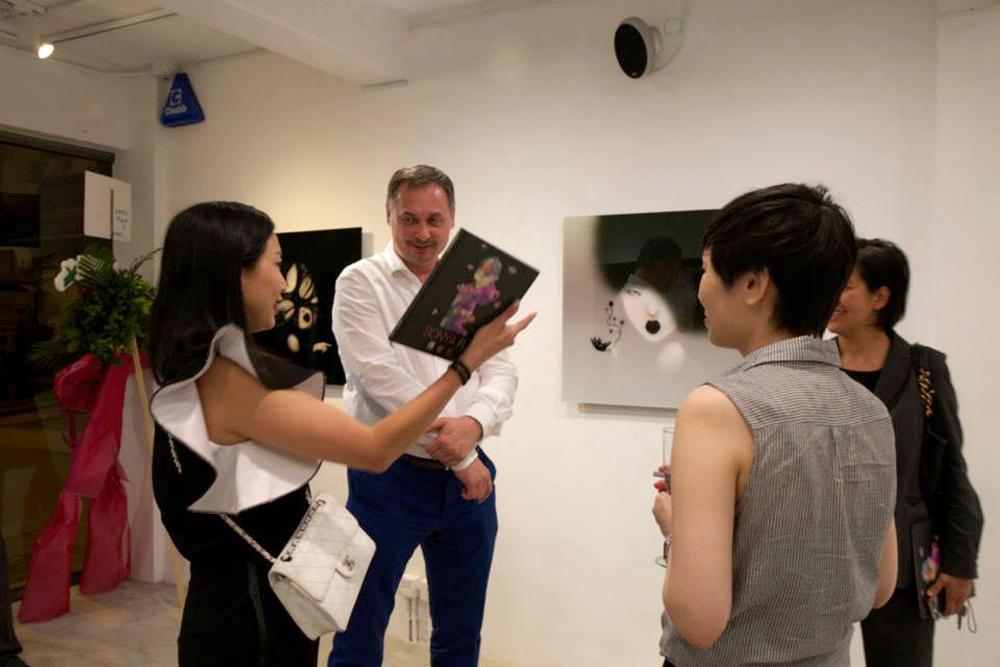Sonya Fu - Autumn Dreams - Solo Exhibition at AP Contemporary Gallery in Hong Kong